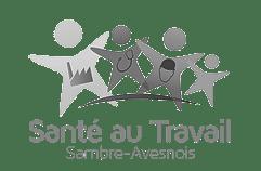 Logo Santé au Travail Sambre Avesnois - Client Fastilog logiciel RH de gestion des temps et des activités Roubaix Nord