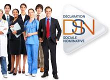 Comprendre la Déclaration Sociale Nominative - DSN avec Fastilog logiciel RH de gestion des temps et des activités Lille Nord